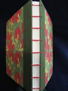 Image of Coptic Book bindery linked too Coptic book page